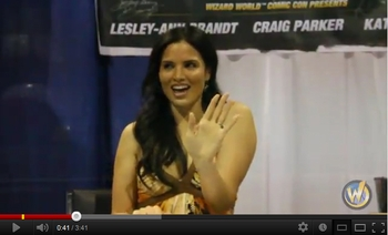**VIDEO** CALL ME MAYBE Wizard World Chicago Comic Con 2012!