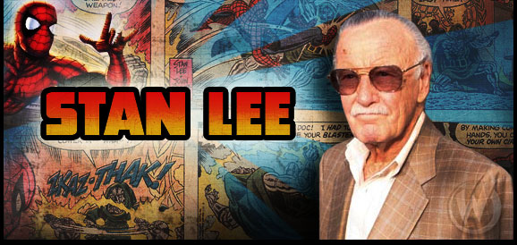 **VIDEO** POW!�s Comic Book Legend Stan Lee To Attend 2013 Wizard World Comic Con NYC Experience!