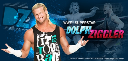 <i>WWE� Superstar</i> Dolph Ziggler� Coming to Cleveland Comic Con!
