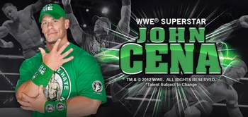 **VIDEO** <i>WWE� Superstar</i> John Cena� To Appear @ Wizard World Chicago Comic Con!
