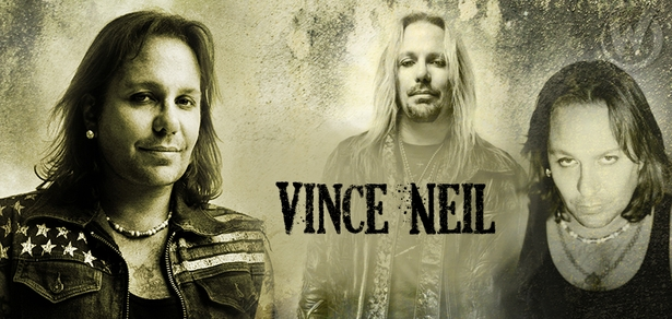 Vince Neil, �M�tley Cr�e,� Coming to Tulsa!