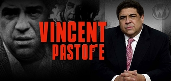 Vincent Pastore, <i>Salvatore �Big Pussy� Bonpensiero</i>, �The Sopranos,� Coming to Wizard World Comic Con NYC Experience!