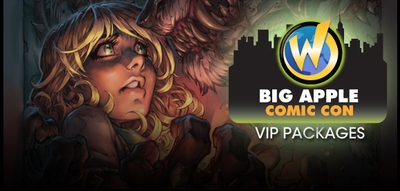 VIP Tickets @ Big Apple Comic Con!