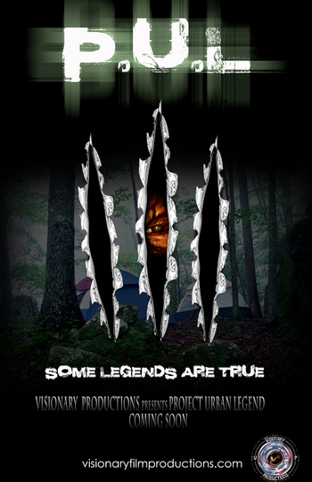 Visum Studios To Screen �Project Urban Legend� Film Trailer @ Nashville Comic Con