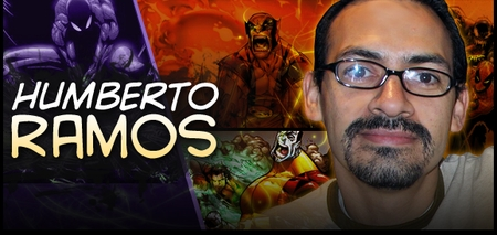 �Viva M�xico! Humberto Ramos Joins the Wizard World Comic Con Tour!