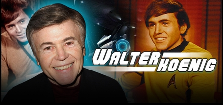 Walter Koenig, <i>Pavel Chekov</i> from Star Trek, @ Joins the Wizard World Comic Con Tour!