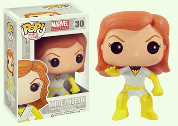 <i>White Phoenix</i> Philadelphia Comic Con Exclusive Funko POP! By Conquest Comics