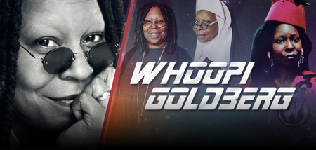 Whoopi Goldberg, <i>ACADEMY AWARD WINNER</i>, Star Trek: TNG, Ghost & The Color Purple, Coming to Philadelphia Comic Con!