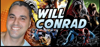 Will Conrad, <i>Stormwatch</i>, Coming to Austin Comic Con!