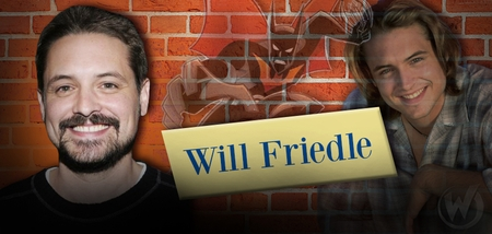 "Will Friedle, <i>Eric Matthews</i>, �Boy Meets World,"" Coming to Columbus!"