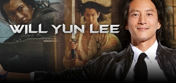 Will Yun Lee, <i>Harada</i>, THE WOLVERINE, Coming to Chicago Comic Con!