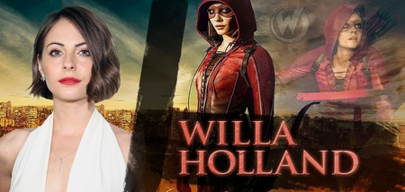 Willa Holland, <i>Thea Queen/Speedy</i>, �Arrow,� Coming to Louisville!