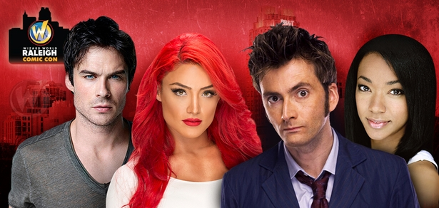 Tyler Hoechlin, Soneque Martin-Green, WWE� Diva Eva Marie� Among Top Celebrities Scheduled To Attend Inaugural Wizard World Raleigh Comic Con, March 13-14-15
