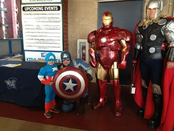 Win Wizard World Philadelphia Comic Con Tickets at Camden Riversharks 'Iron Man Night' May 11