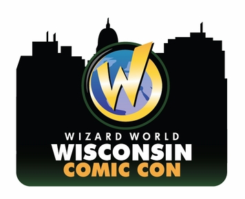 Wisconsin Comic Con 2015 Wizard World Convention 3-Day Weekend Admission February 6-7-8, 2015