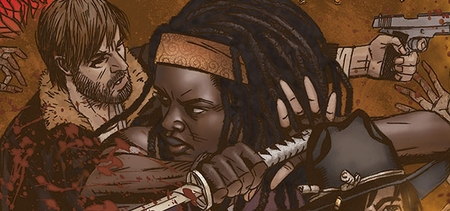 Wizard World Comic Con Indianapolis Attendees To Receive �The Walking Dead #1� Limited Edition Exclusive Variant Cover By Michael Golden, February 13-15