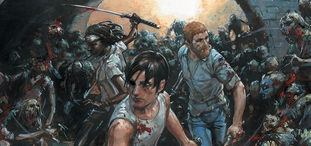 Wizard World Comic Con Minneapolis Attendees to Receive �The Walking Dead #1� Limited Edition Exclusive Variant Cover By Clayton Crain, May 1-3