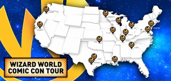 Wizard World Comic Con Plans Massive Expansion In 2014, Adding Seven New Cities To The Largest Comic Con Tour Ever