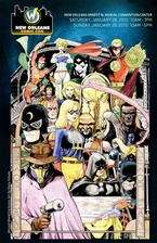 Wizard World New Orleans Comic Con 2012 Program Guide Available as a PDF (Downloadable)!