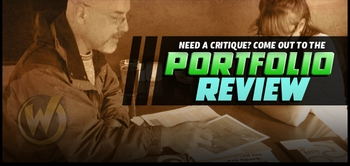 Wizard World Presents: Portfolio Reviews With The Stars!