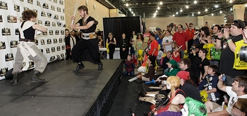Enter, Stage Right! Events Set For Wizard World Show Stage @ Austin Comic Con