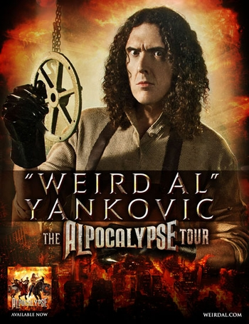 Wizard World St. Louis Attendees Get Special Offers On �Cinematic Titanic,� Weird Al @ The Family Arena In St. Charles