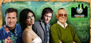 Wizard World To Debut Portland Comic Con, February 22-24, 2013, In Portland!