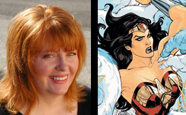 �WONDER WOMAN� AND �SECRET SIX� AUTHOR GAIL SIMONE COMES TO TORONTO COMIC CON