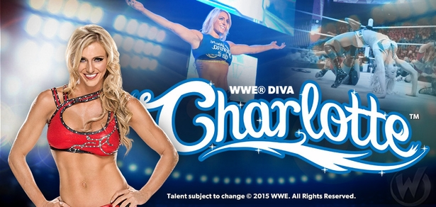 WWE� Diva Charlotte� Coming to New Orleans!