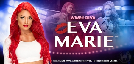 <i>WWE� Diva</i> Eva Marie� Coming to Sacramento!