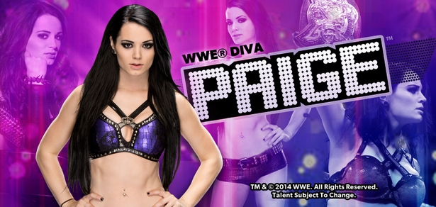 WWE� Diva Paige� To Attend Wizard World Ohio Comic Con, Saturday, November 1