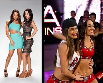 WWE® Divas <br>The Bella Twins™