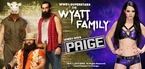 WWE� Superstars The Wyatt Family� & WWE� Diva Paige� Saturday PLATINUM VIP Experience @ Ohio Comic Con 2014