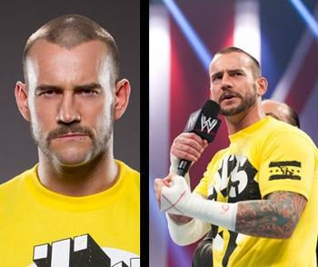WWE� Superstar <br>CM Punk�