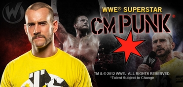 WWE� Superstar CM Punk� VIP Experience @ Nashville Comic Con 2013