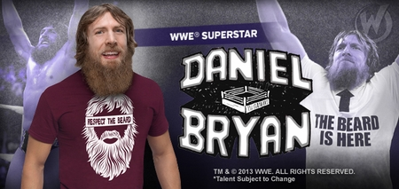 WWE� Superstar Daniel Bryan� Coming to Nashville Comic Con!