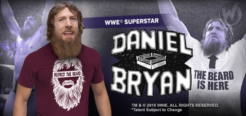 WWE� Superstar Daniel Bryan� Coming to Portland Comic Con!