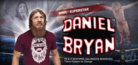 WWE� Superstar Daniel Bryan� Coming to Chicago!