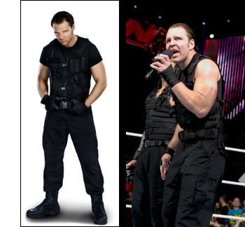 WWE� Superstar <br>Dean Ambrose�