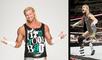 WWE� Superstar <br>Dolph Ziggler�
