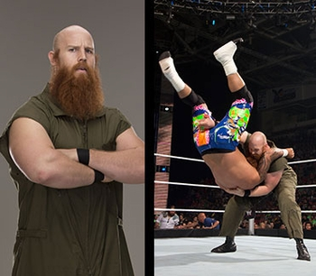 WWE� Superstar <br>Erick Rowan�