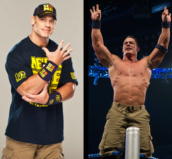 WWE� Superstar <br>John Cena�