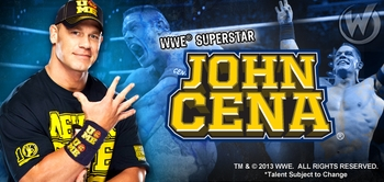 WWE� Superstar John Cena� Coming to Austin Comic Con!