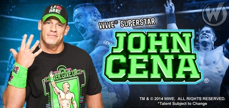 WWE� Superstar John Cena� Joins the Wizard World Comic Con Tour!