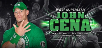 <i>WWE� Superstar</i> John Cena� To Appear @ Wizard World Chicago Comic Con!