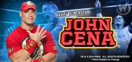 WWE� Superstar John Cena� To Attend Wizard World Chicago Comic Con, Thursday, August 21