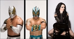 WWE� Diva Paige� & Superstars Lucha Dragons� � Sin Cara� & Kalisto� Saturday TRIPLE VIP Experience @ Wizard World Comic Con San Jose 2015