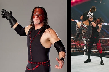 WWE� Superstar <br>Kane�