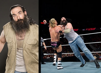 WWE� Superstar <br>Luke Harper�