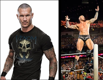 WWE� Superstar <br>Randy Orton�